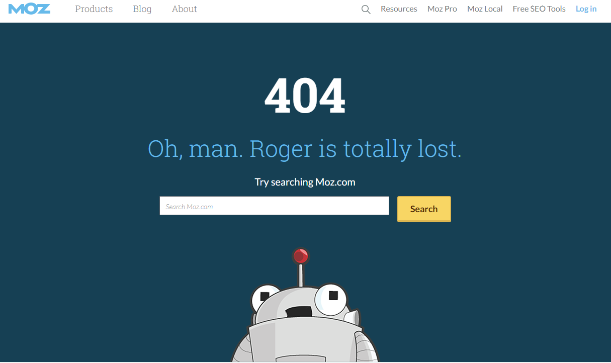404 pages moz