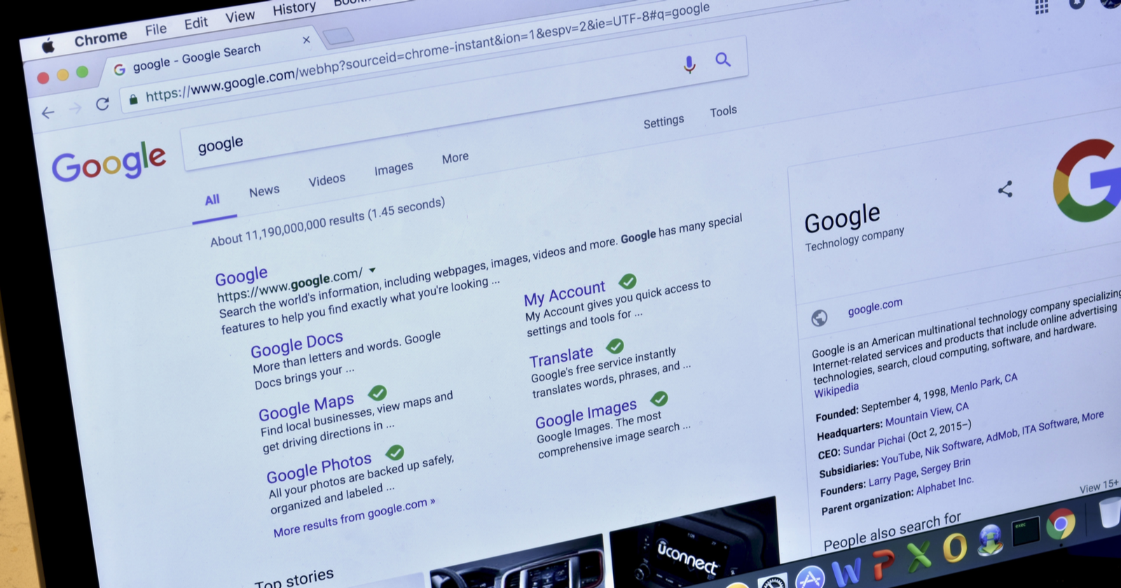 What Is a SERP: A Visual Guide to Google Search Results & Features