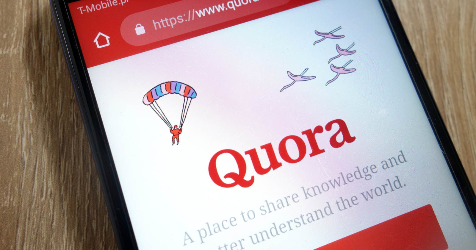 Quora A Social Media for Question and Answer