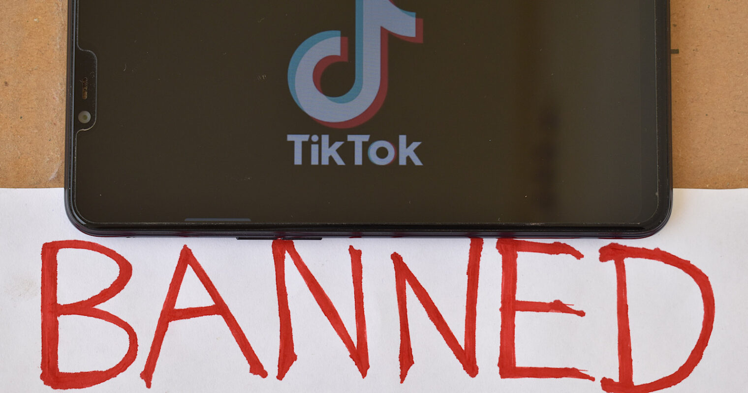 TikTok Banned in United States As of Sunday