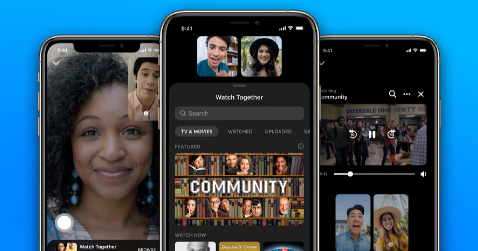 Facebook Messenger Lets Users Watch Videos Together