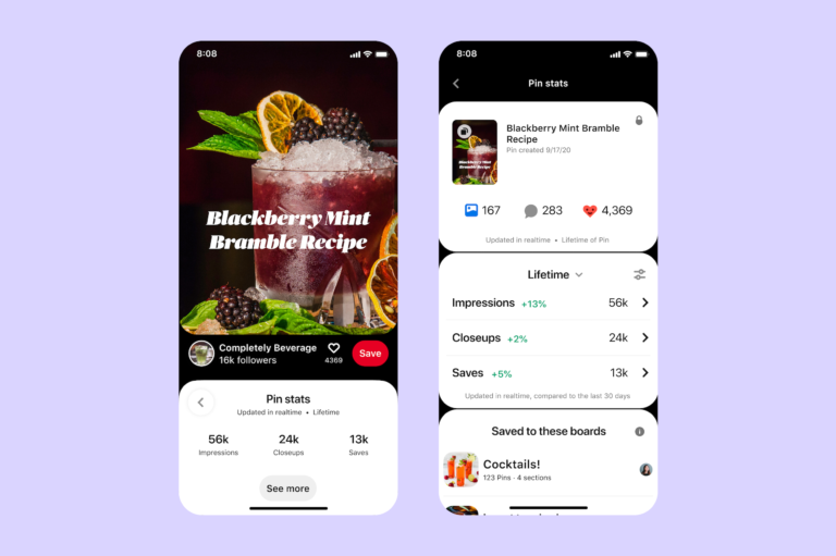 Pinterest Launches Story Pins & More New Tools