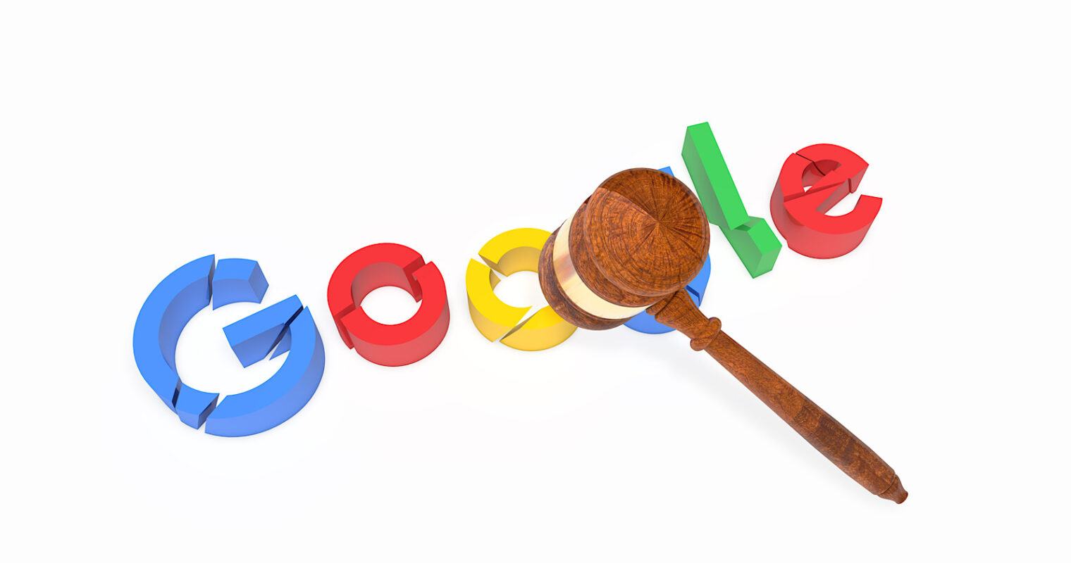 Google Reportedly Getting Sued By US Justice Department Next Week