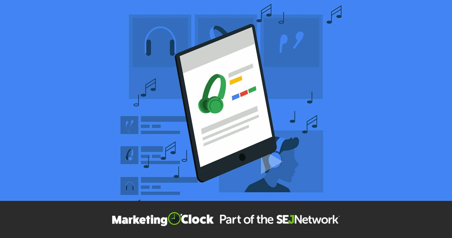 In-Market Audiences for Google Shopping Campaigns & This Week's Digital Marketing News [PODCAST]