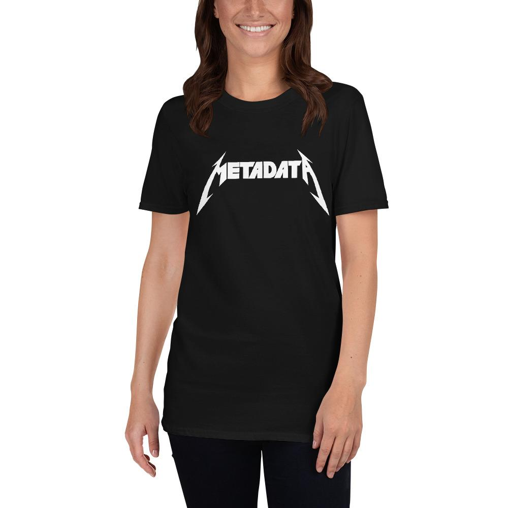 Metadata SEJ t-shirt