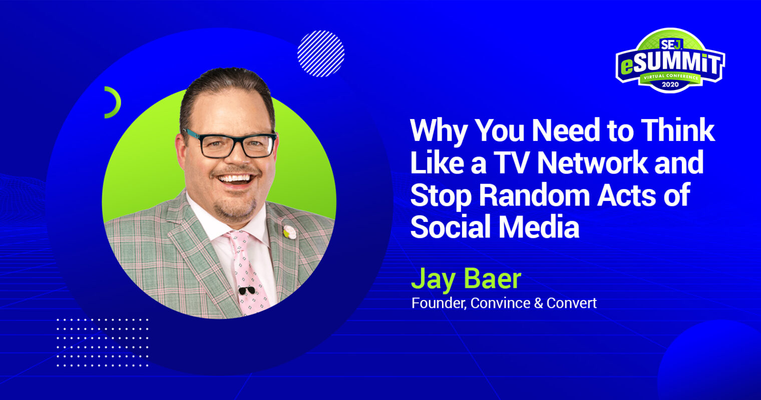 Get More from Social Media: Why You Must Think Like a TV Network
