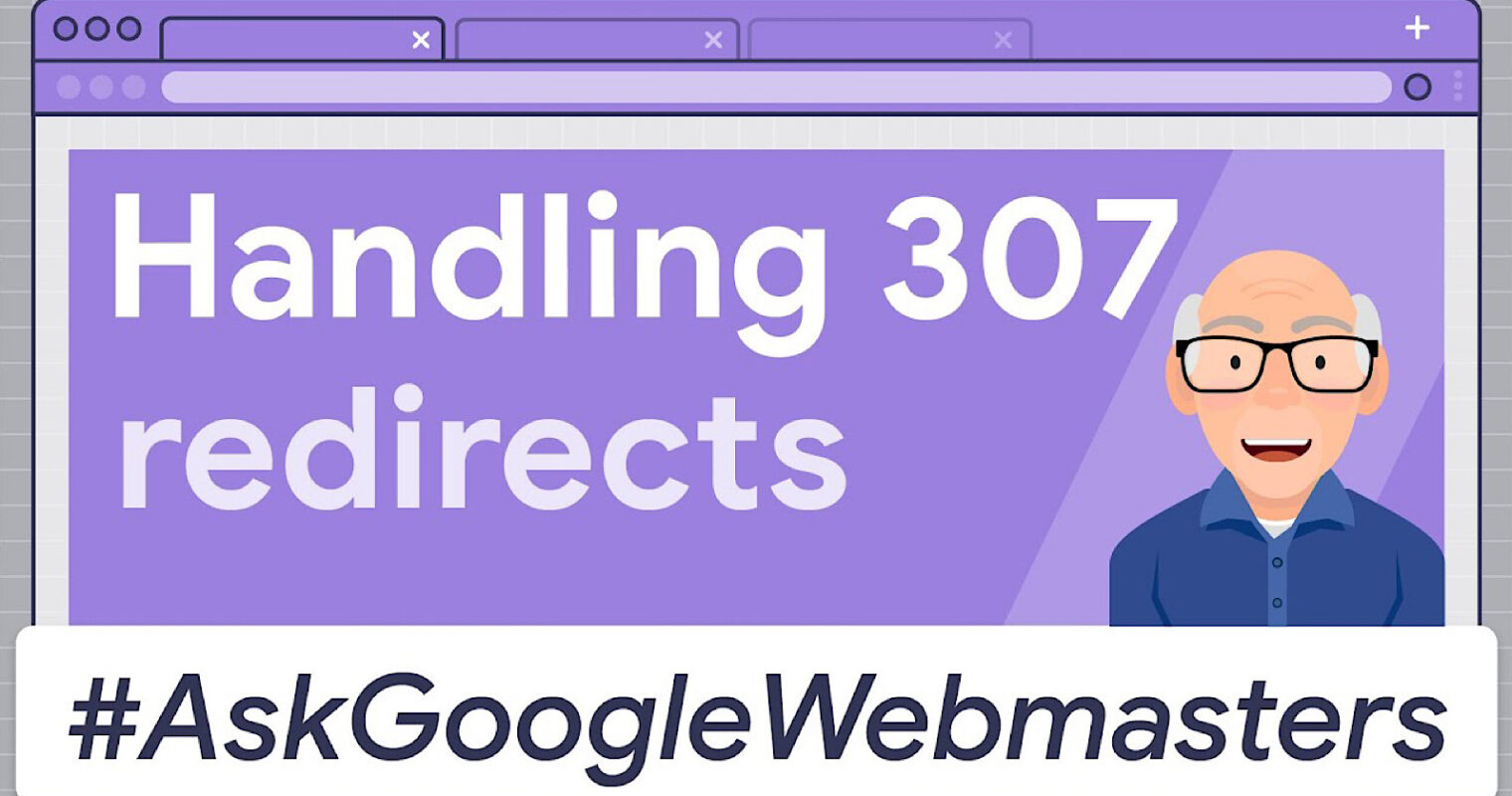 Google on 307/HSTS Redirects (HTTP to HTTPS)