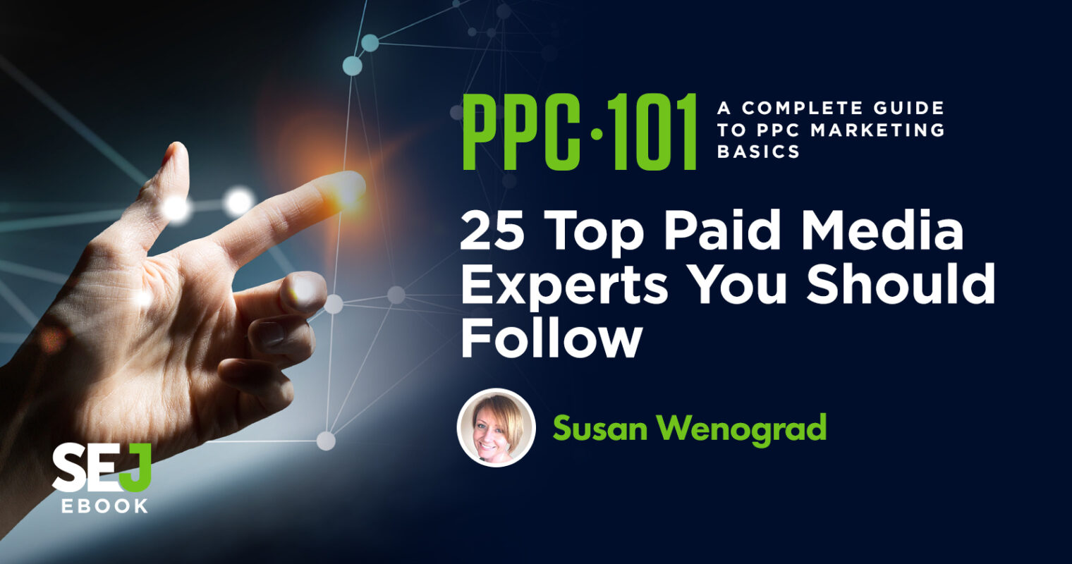 25 Top Paid Media Experts You Should Follow
