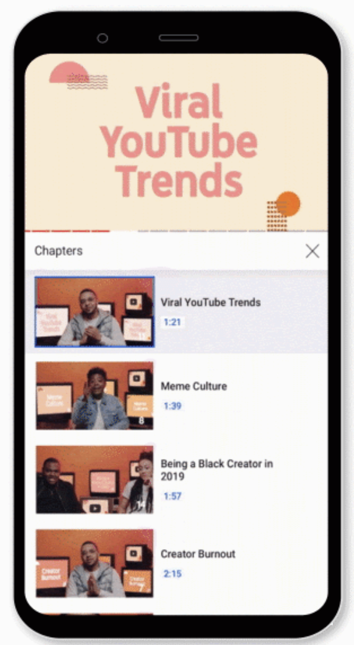YouTube Improves Mobile Experience With 5 Updates