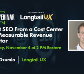 How to Turn SEO Into a Measurable Revenue Generator [Webinar]