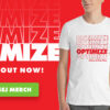 Buy Your Optimize SEO T-Shirt Now [October Only]