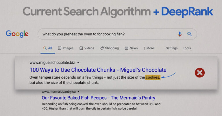 Google DeepRank: Early Look at a New Algorithm Update