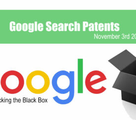 Two Latest Google Patents of Interest – November 6, 2020