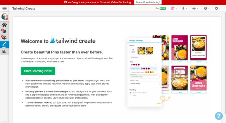 Tailwind Create dashboard