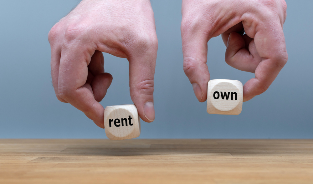 To own or to rent