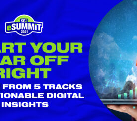 Get Ahead in 2021 at eSummit: Learn Trends Impacting SEO, PPC & More