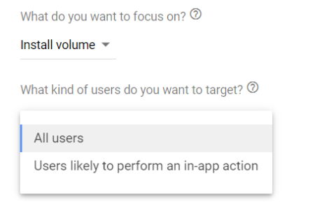 How to Optimize Universal App Campaigns