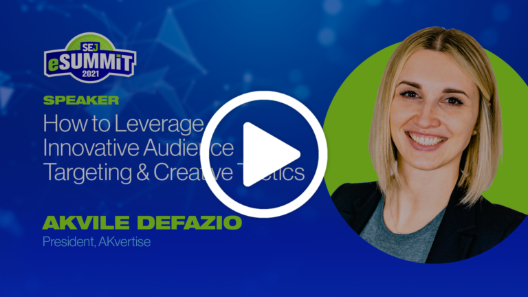 How to Leverage Innovative Audience Targeting & Creative Tactics