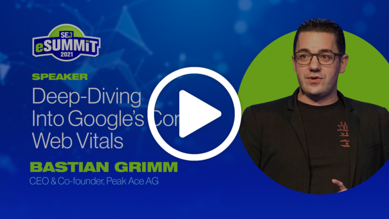 Deep-Diving Into Google's Core Web Vitals