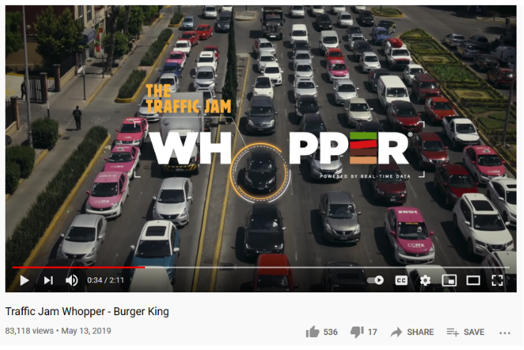 burger king spanish campaign