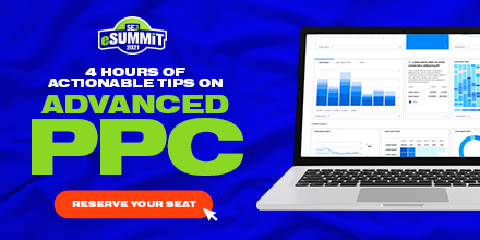 Get 4 hours of actionable advanced paid search tips in Amy Bishop's PPC Master Class