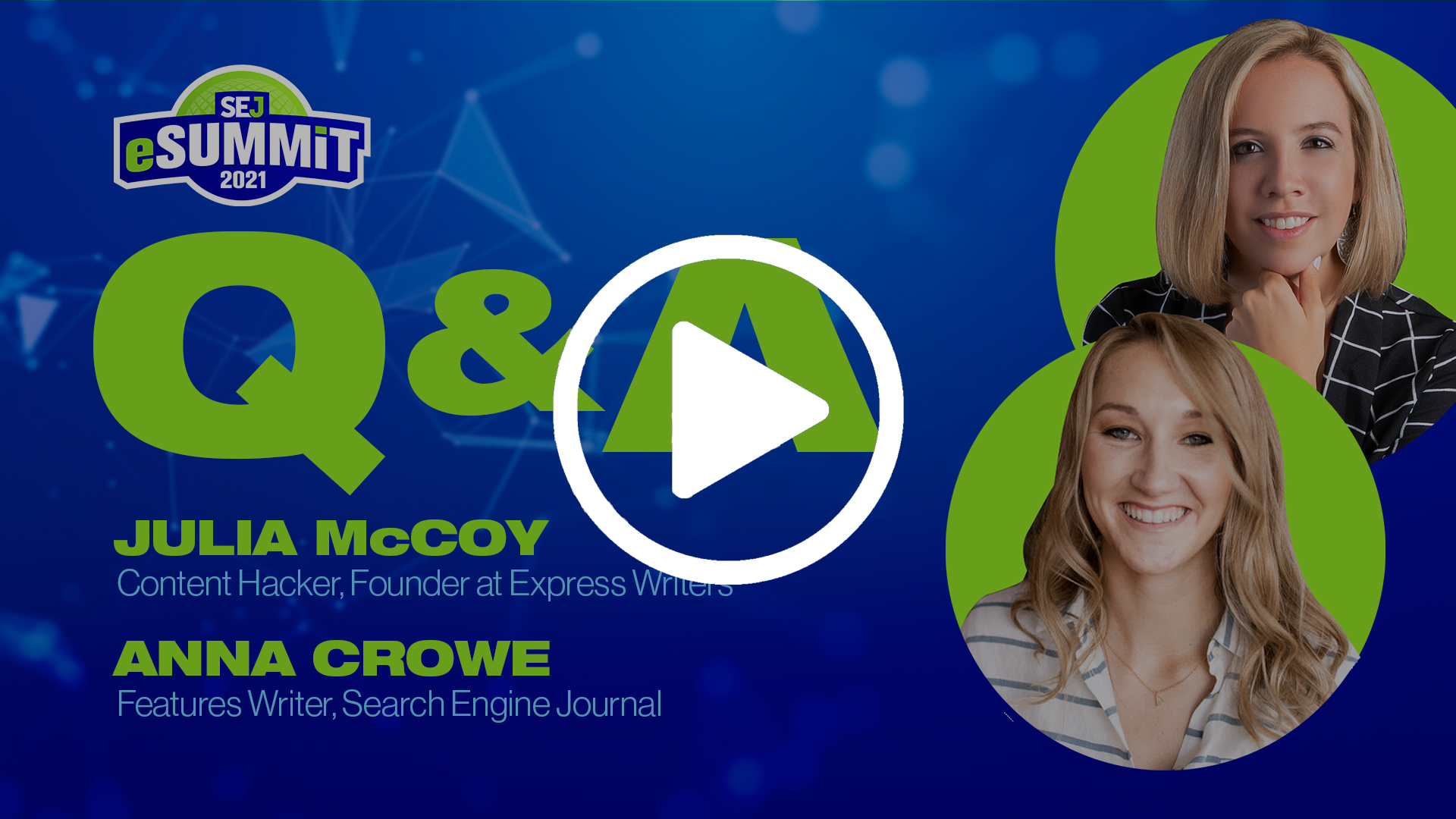Content Strategy: Anna and Julia Q&A