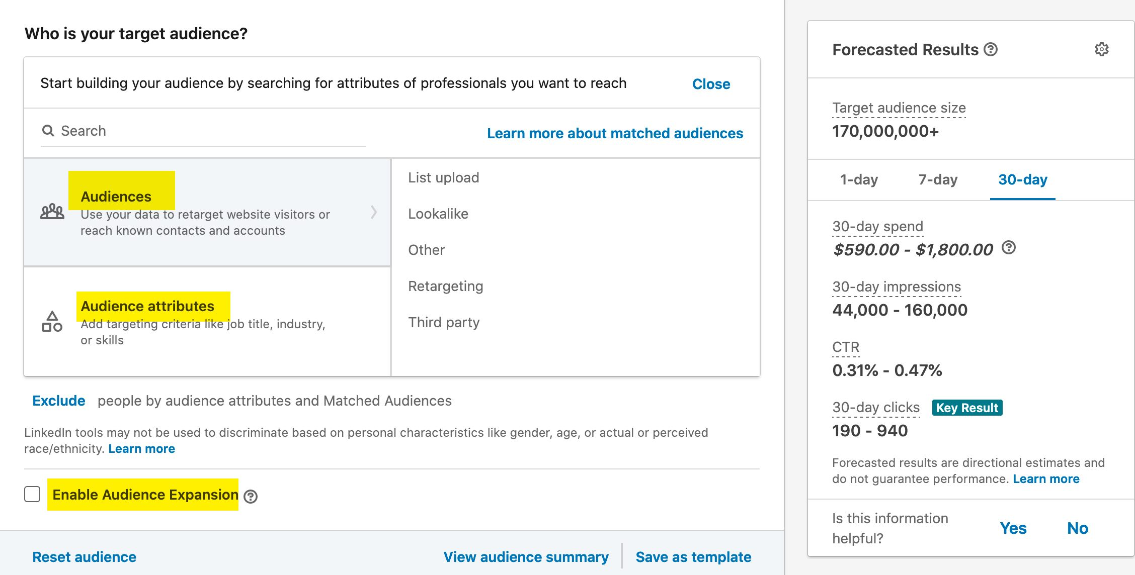 Introduction to LinkedIn Ads: Who is your target audience?