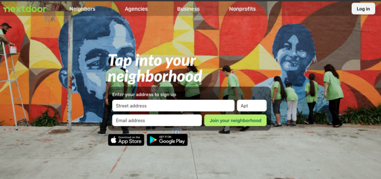 Try nextdoor as an alternative to your typical social networks.