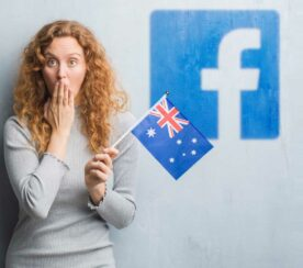 Facebook Blocks Australian News