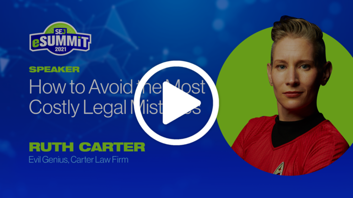 How to Avoid the Costliest Legal Mistakes with Ruth Carter