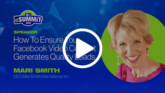 How to Ensure Your Facebook Video Content Generates Quality Leads
