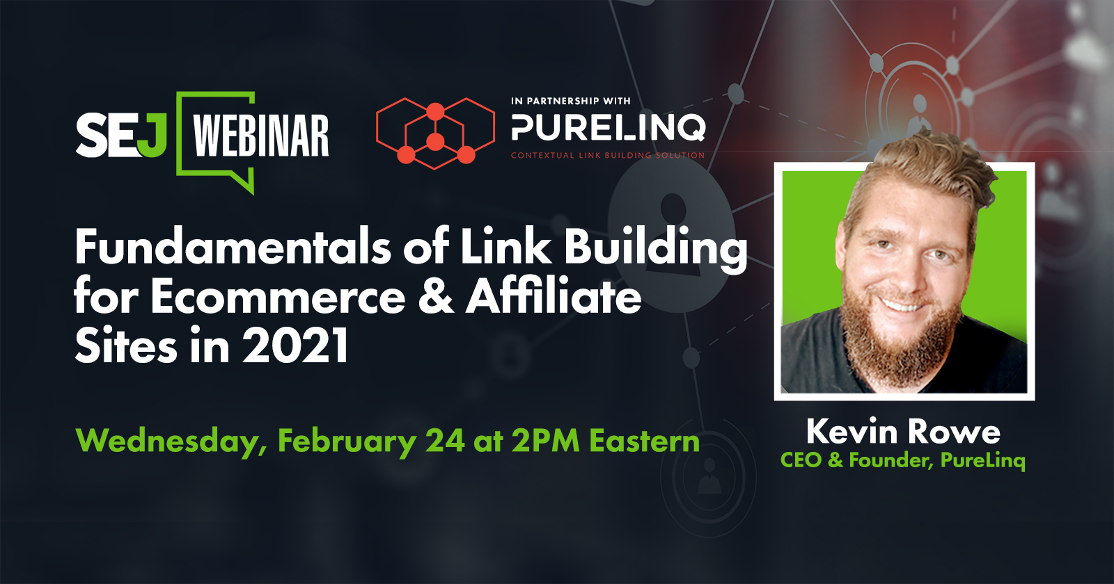 How to Build Links for Ecommerce & Affiliate Sites [Webinar]
