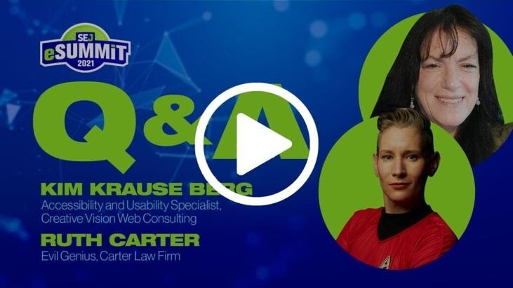 Legal and Compliance Q&A with Ruth Carter and Kim Krause Berg.