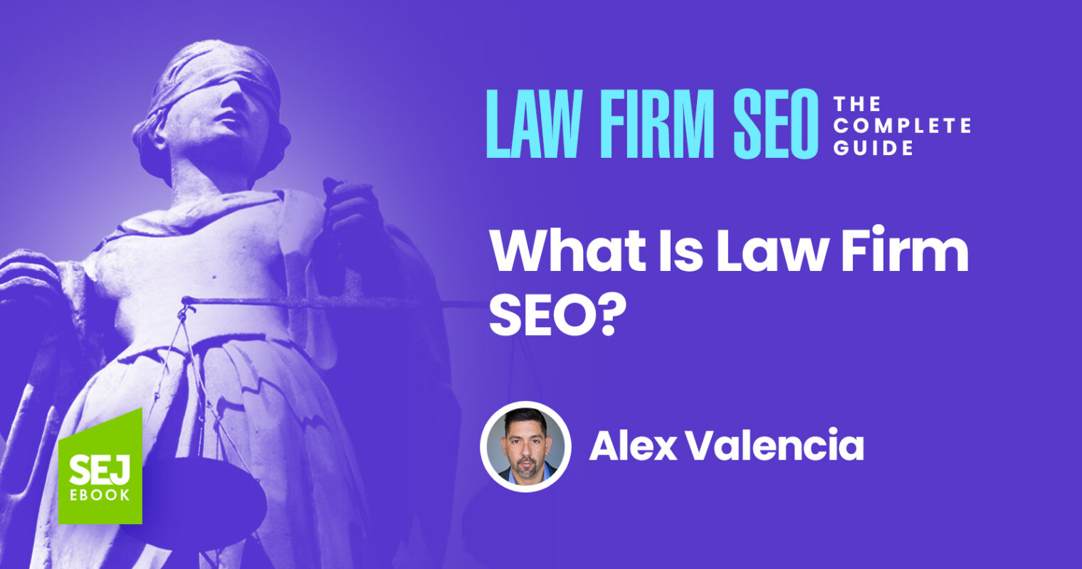 What Is Law Firm SEO?