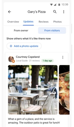 Google Maps Lets Users Add Photos Without Leaving a Review