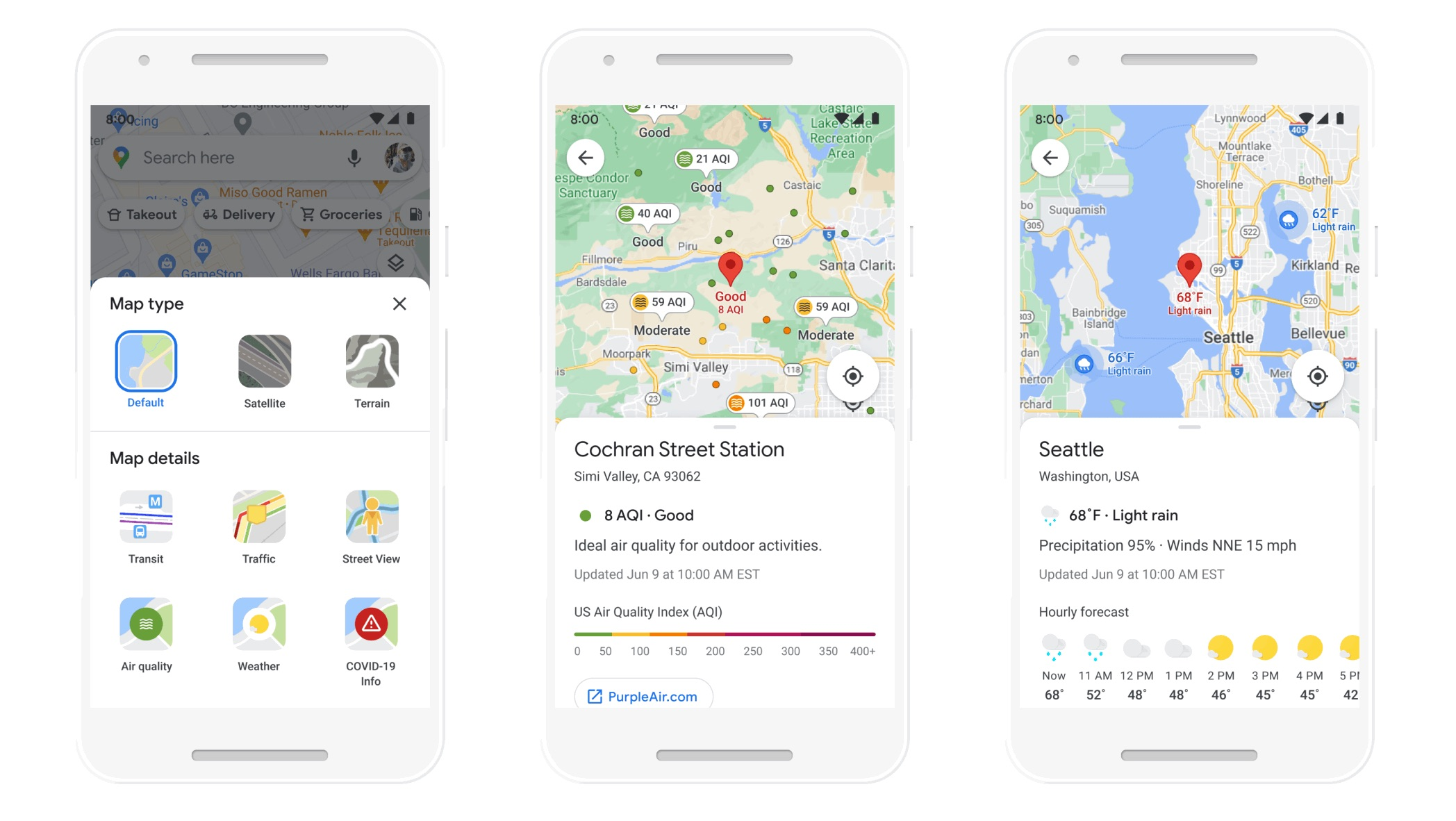 Google Enhances Business Profiles For Stores With Delivery & Pickup