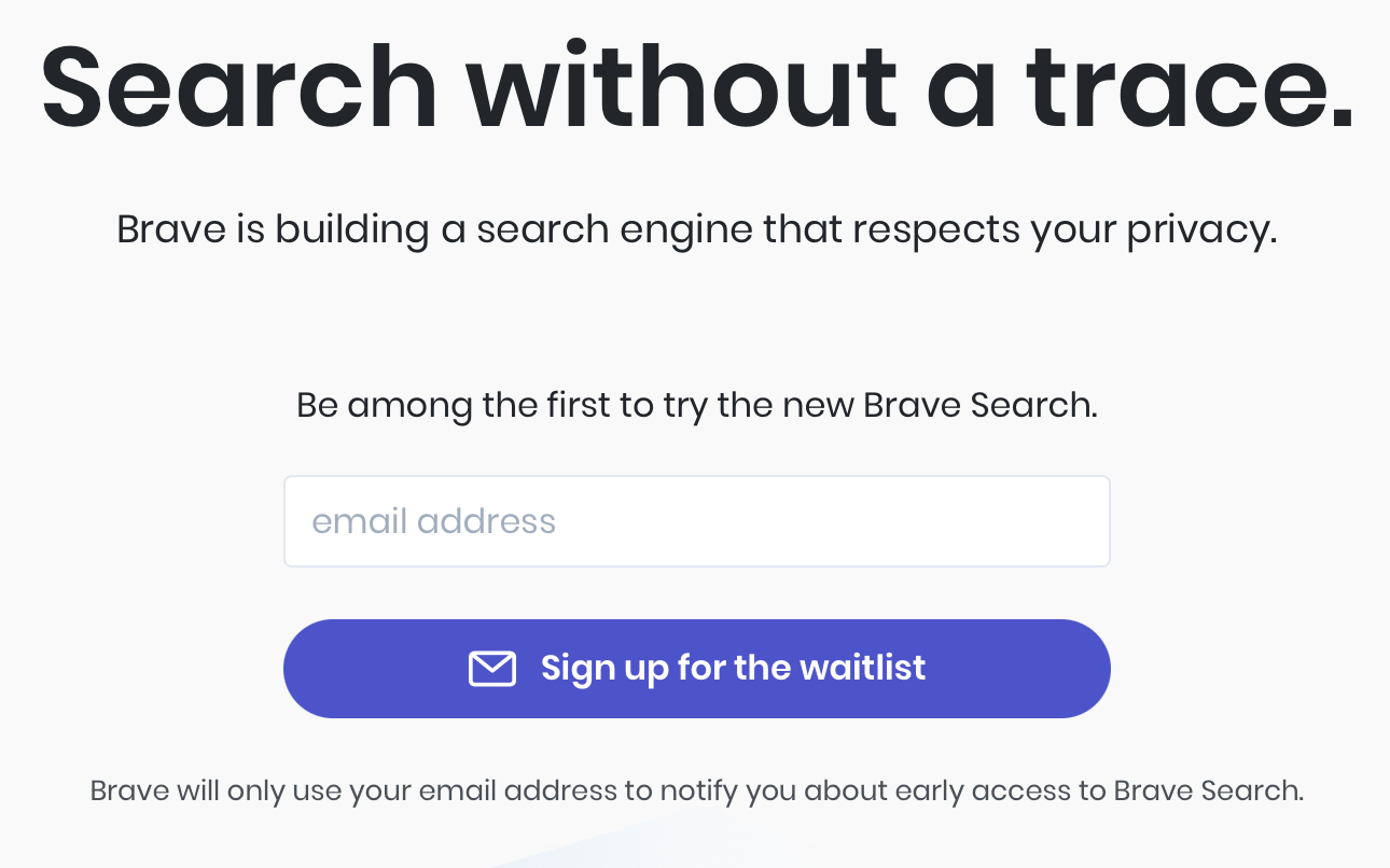 Brave Browser to Launch Its Own Search Engine