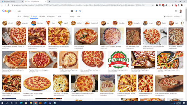 Google image search.
