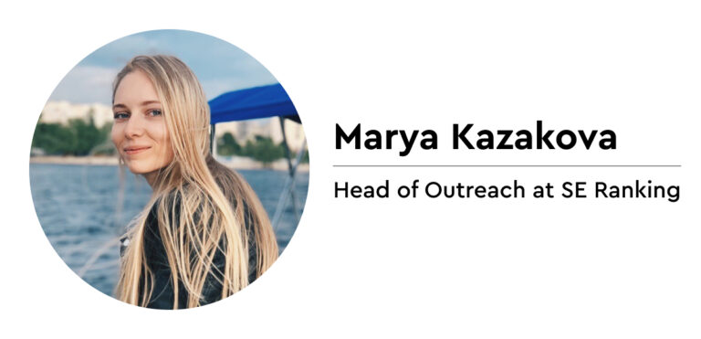 Marya Kazakova on Link Building Public Relations: Women in Search Engine Optimization