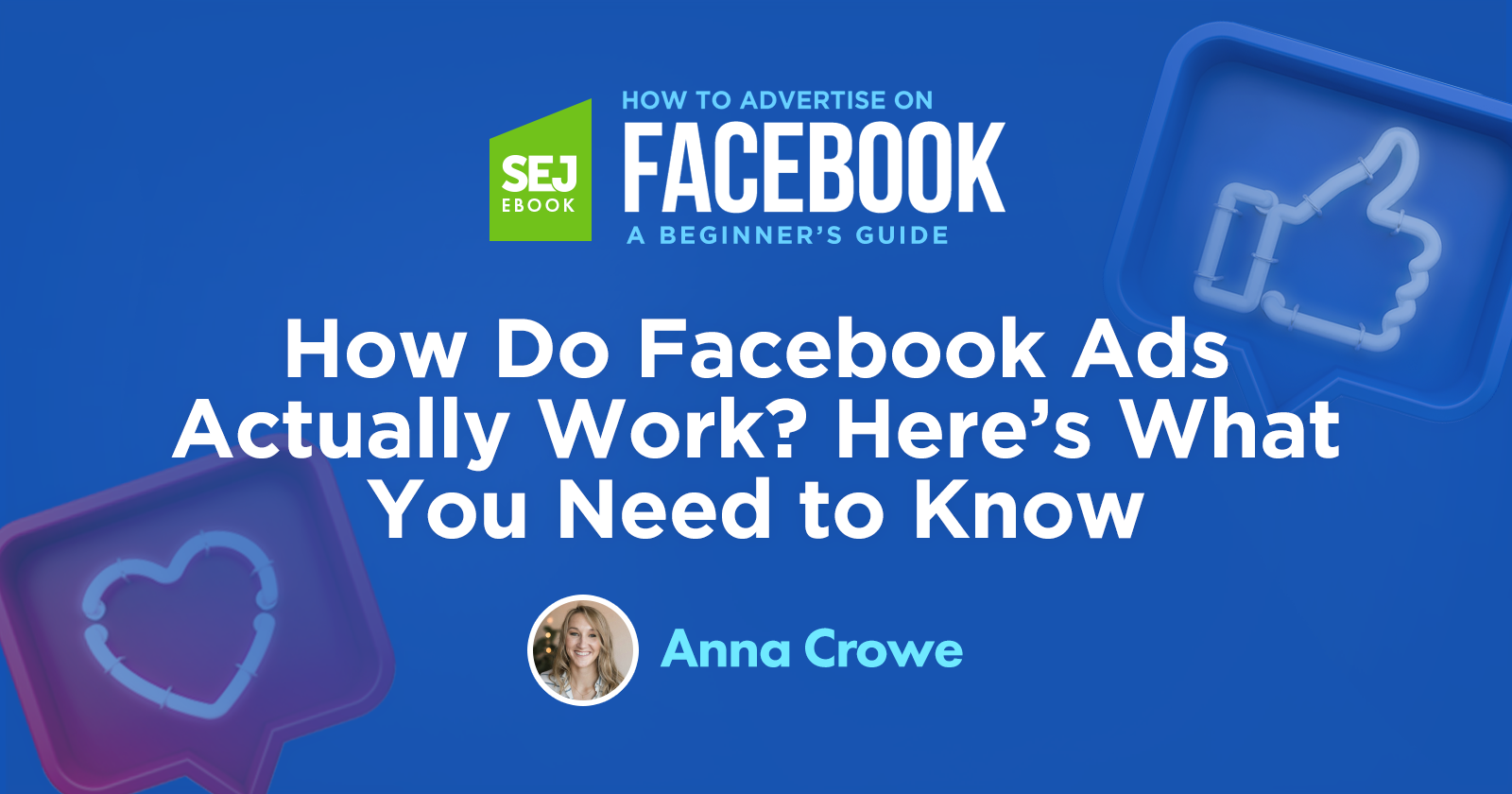 How Do <b>Facebook</b> Ads Actually Work? Here's What You Need to Know thumbnail