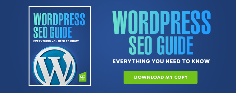 WordPress SEO Guide: Everything You Need to Know [Ebook]