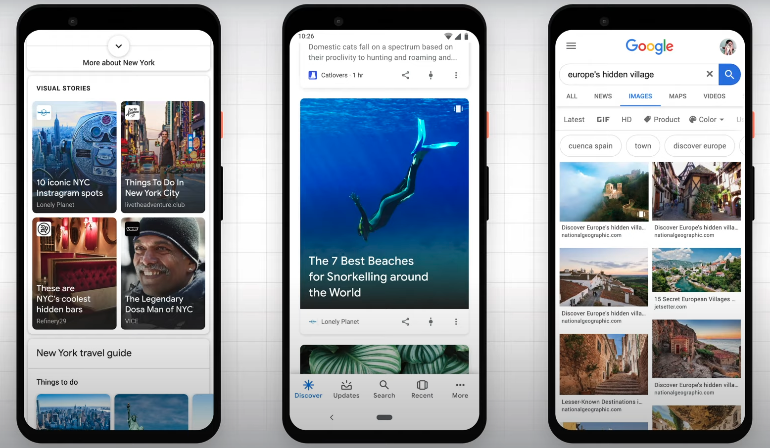 Google On Optimizing Web Stories For Search Results