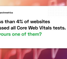 Analyzing 2 Million URLs: What We Learned About Core Web Vitals
