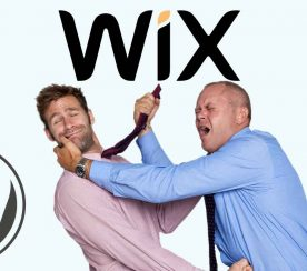 Wix and WordPress Tensions Rise