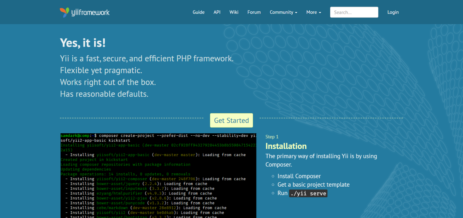 A Guide to Popular PHP Frameworks for Beginners