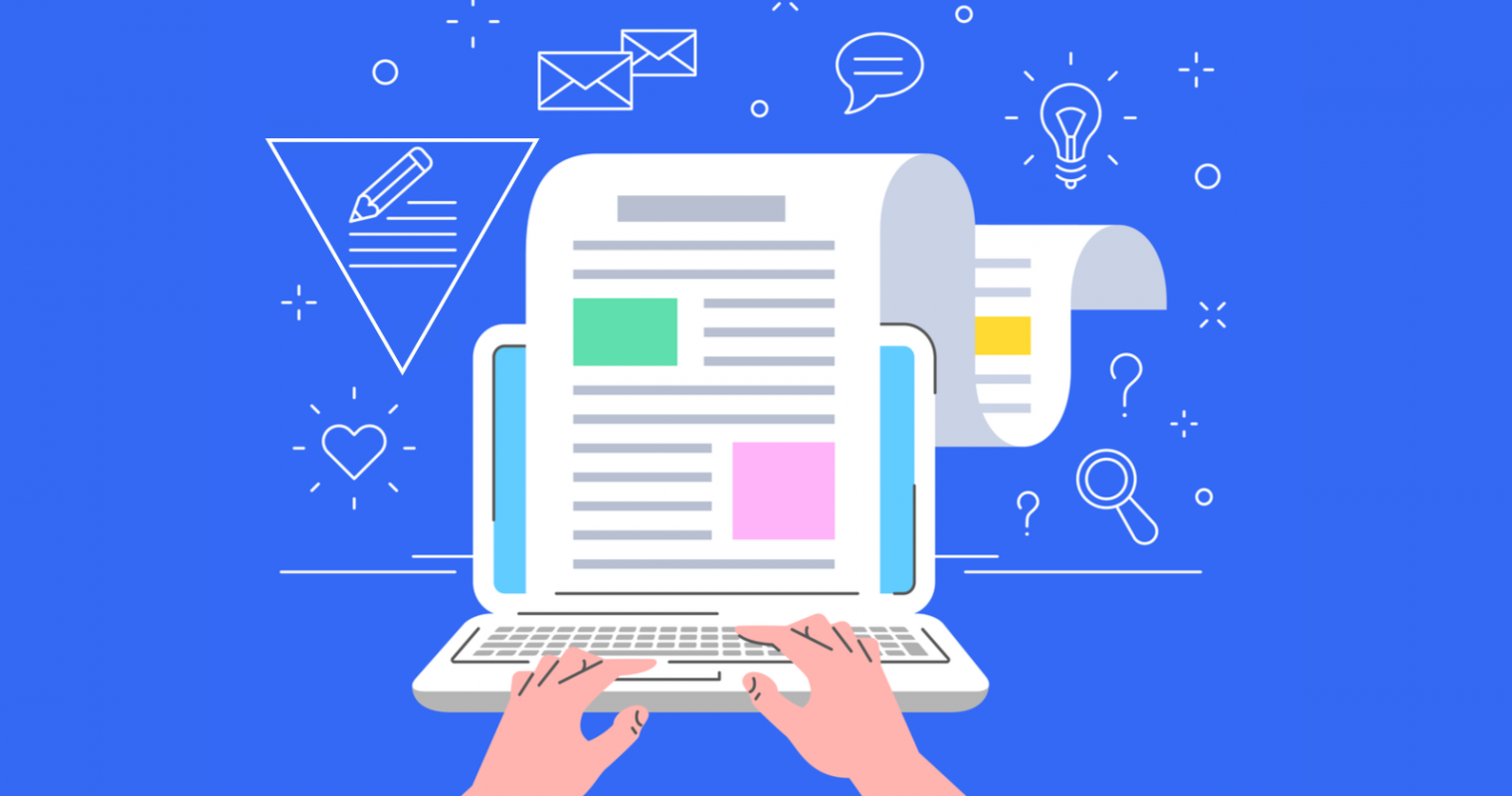 How to Use The Inverted Pyramid for SEO Copywriting