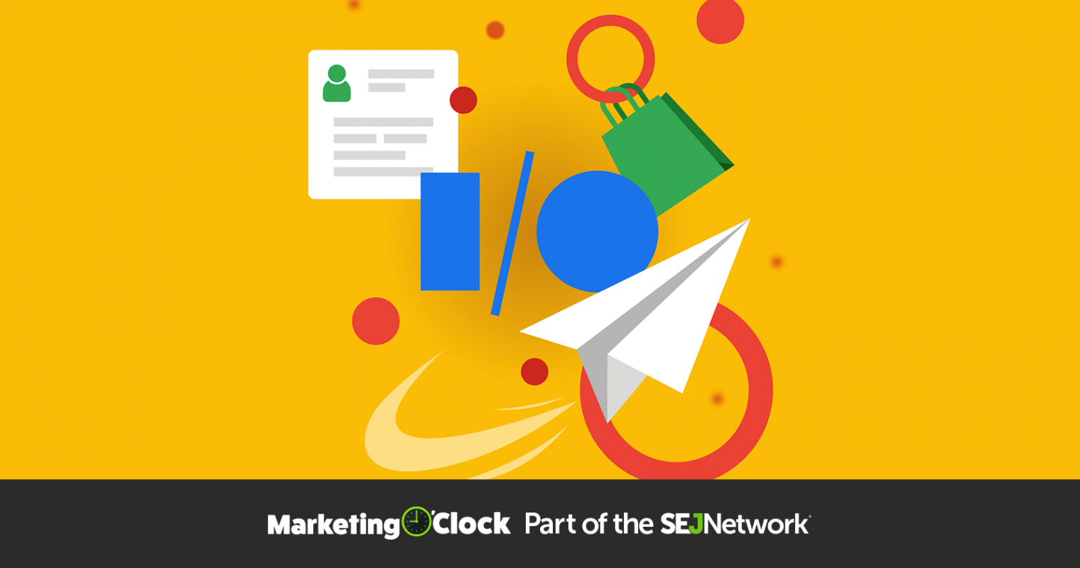 Announcements from Google I/O & More Digital Marketing News [PODCAST]