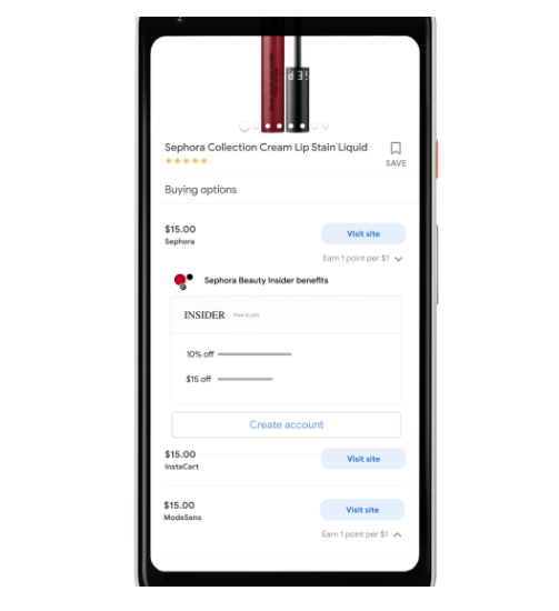 Google's Integration with Loyalty Programs