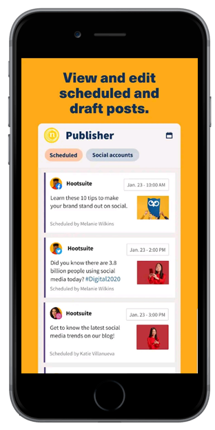 25 Essential Social Media Marketing Apps for Your Smartphone
