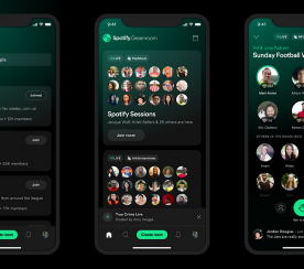 Spotify Gets Into Social Audio With Greenroom